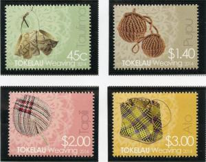 TOKELAU SELECTION OF 2014  ISSUES  MINT NH  AS SHOWN