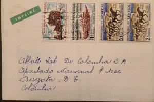 O) 1964 SENEGAL, TO COLOMBIA, DREDGING OF TITANIUM BEARING SAND, HORSE RACE, PIR
