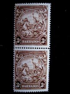 BARBADOS - SCOTT#172 - STP 2 - MNH - CAT VAL $15.00