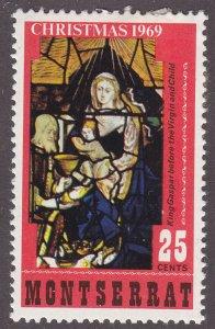Montserrat 225 King Caspar, Virgin & Child 1969