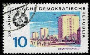 Germany DDR 1969 Matken used