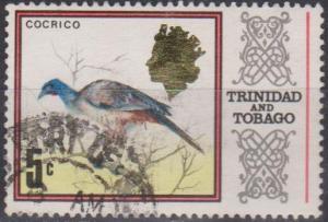 Trinidad & Tobago #146a F-VF Used CV $4.50 (B6954)