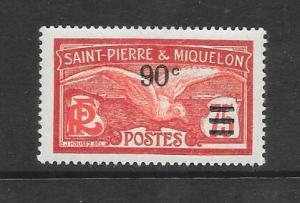 ST PIERRE #126  MLH