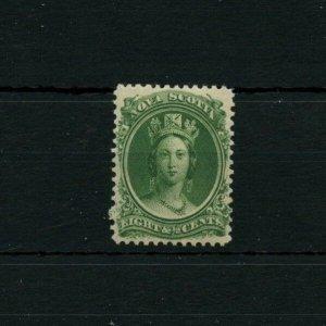 8 1/2 cents Nova Scotia VF MH single Canada