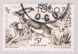 Togo 321 Used Gazelle 1947 (BP3181)