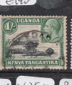 Kenya Uganda & Tanganyika SG 118a A Lovely Stamp VFU (9dhe)
