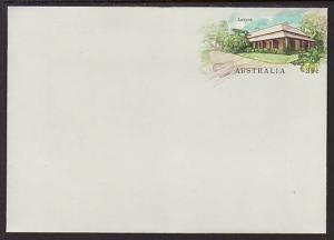 Australia Architecture Unused Postal Envelope
