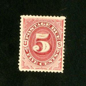 US Stamps # J25 XF OG LH
