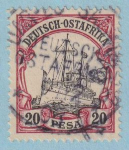 GERMAN EAST AFRICA 16  USED - NO FAULTS EXTRA FINE!