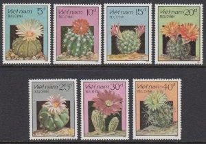 Vietnam 1752-8 Cactus mnh