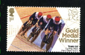 Great Britain    Cycling  used  PD
