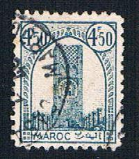 French Morocco 192 Used Tower of Hassan (BP13631)
