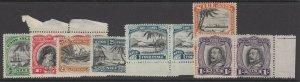 Niue, Scott 60-66 (SG 62-68), MNH pairs
