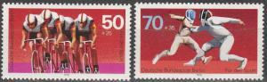 Germany #9NB146-7  MNH   (S9115)