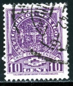 MEXICO #733 - USED - 1937 - MEXICO0046NS3