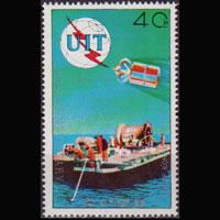 NORTH KOREA 1976 - Scott# 1435 Phone Cent. 40c NH