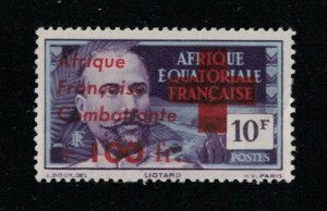French Equatorial Africa # B11   MNG  SCV $ 95.00