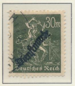 Germany Stamp Scott #O23, Used - Free U.S. Shipping, Free Worldwide Shipping ...