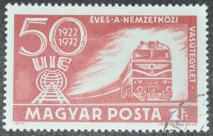 DYNAMITE Stamps: Hungary Scott #2177 - USED