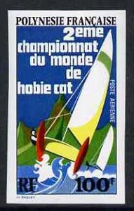 French Polynesia 1974 World Catamaran Sailing Championshi...