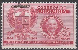 Colombia #C328 MNH F-VF (SU5310)