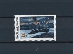 [80996] Marshall Islands 1994 Second World war Battle of Leyte Gulf MNH