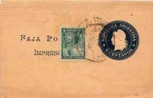 Argentina, Postal Stationery