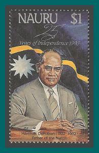 Nauru 1993 Independence, DeRoburt, MNH 399,SG407