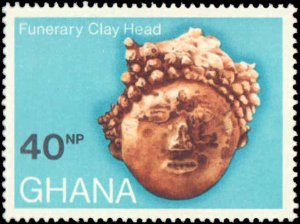 Ghana #406-409, Complete Set(4), 1970, Never Hinged