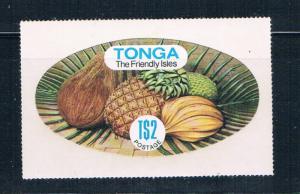 Tonga 530 MNH Self adhesive Fruit 1982 (T0080)