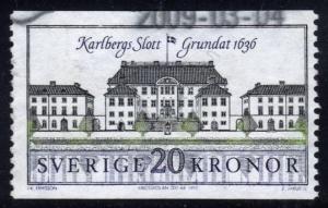 Sweden #1876 Karlsberg Castle; used (0.75)
