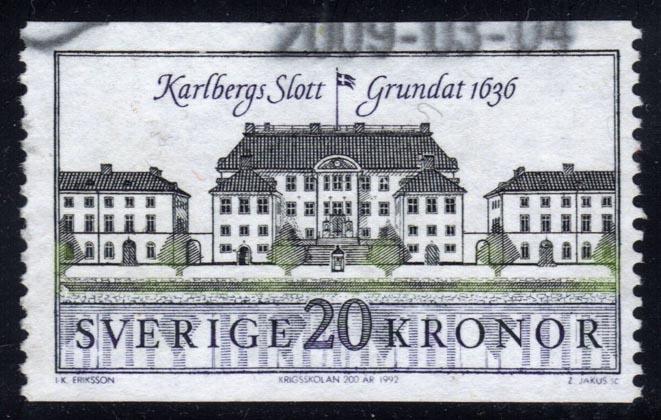 Sweden #1876 Karlsberg Castle; used (0.75) / HipStamp