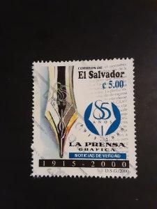 :Salvador #1539               Used