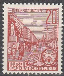 DDR #478 MNH F-VF (SU2666)