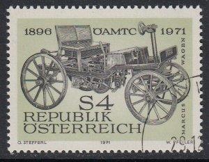 Austria 906 Marcus Car used