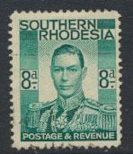 Southern Rhodesia SG 45 SC# 47  Used see scan and details