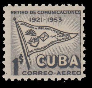 Cuba C95 MNH