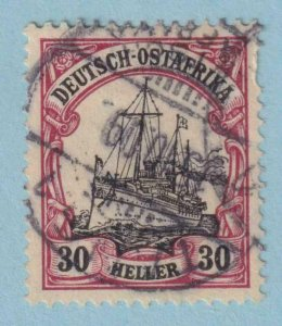 GERMAN EAST AFRICA 36  USED -  NO FAULTS EXTRA FINE!