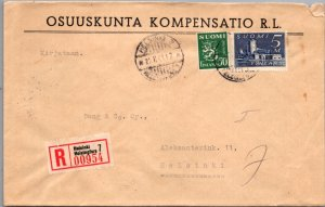Finland, Registered