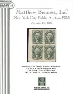 The 253rd Public Auction featuring The David Kurtz Collec...