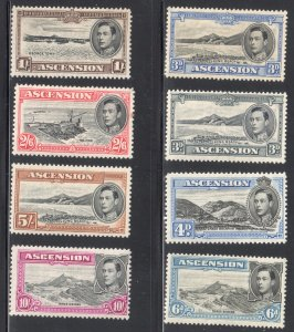 Ascension #44 to 49 MINT VF H C$140.60