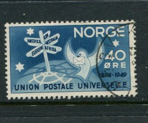 Norway #301 used - Penny Auction
