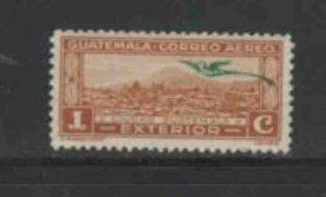 GUATEMALA #C47 1935 1c GUATEMALA CITY MINT VF NH O.G