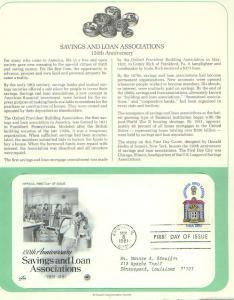 Savings & Loan Associations, FDC's (USHFDC1911)