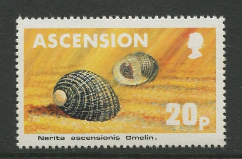 Ascension - Scott 343 - General Issue -1983 - MNH - Single 20p Stamp