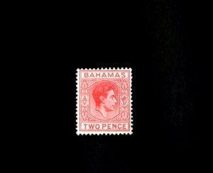 BAHAMAS - 1941 - KG VI - KING GEORGE - PROFILE - # 103B - MINT - MNH SINGLE!
