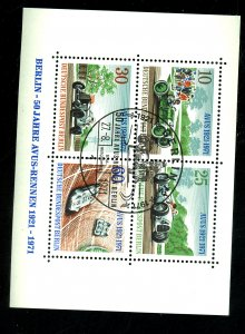 Germany #9N315 Used VF First Day Cancel
