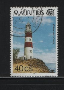 Mauritius 810 U 1995 Pointe aux Caves