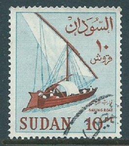 Sudan, Sc #156, 10pi Used