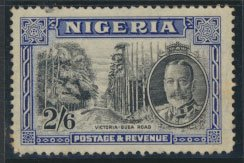 Nigeria  SG 42  SC# 46 Mint see details 1936 issue Victoria Buea Road  please...
